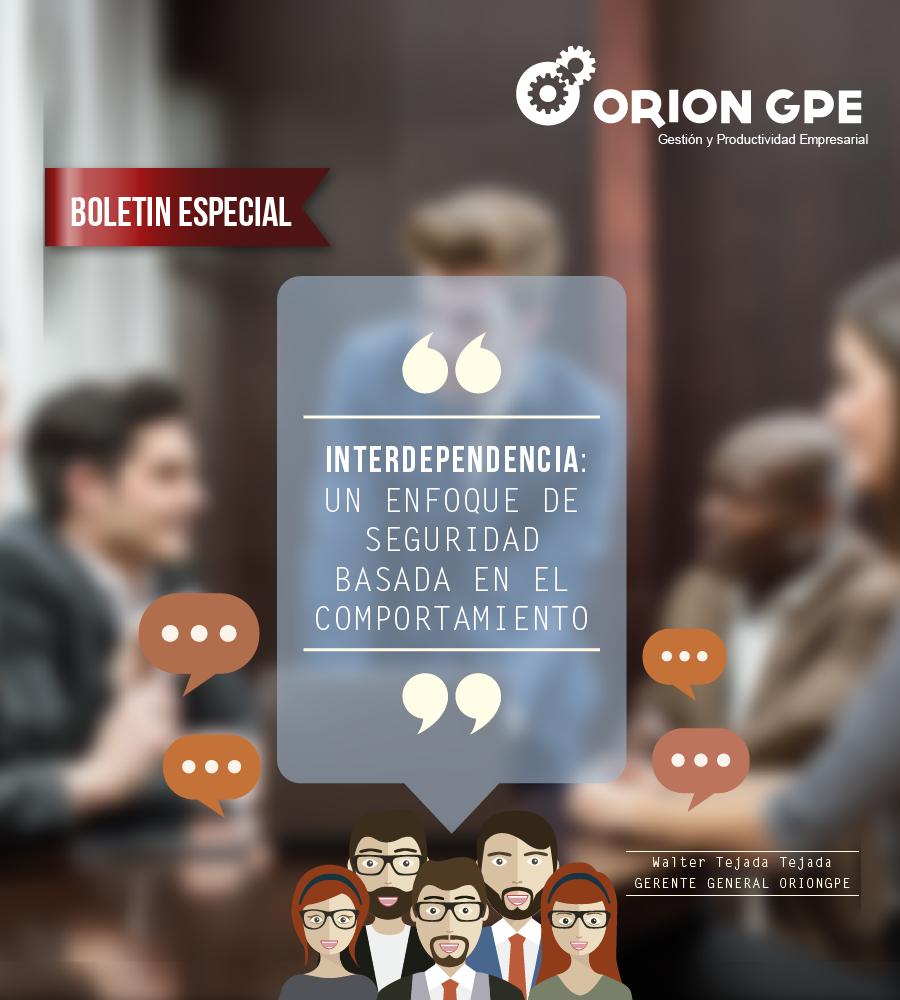 En este momento estás viendo Interdependencia: Un Enfoque de Seguridad Basada en el Comportamiento