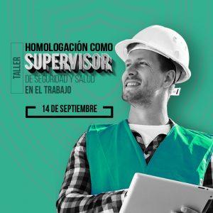 Lee más sobre el artículo Taller: Homologación como Supervisor de Seguridad y Salud en el Trabajo en Unidades Mineras