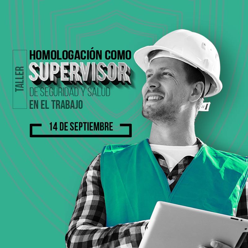 En este momento estás viendo Taller: Homologación como Supervisor de Seguridad y Salud en el Trabajo en Unidades Mineras